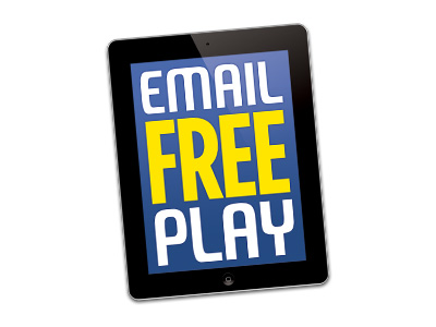 Email Free Play Day